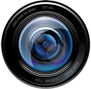 obiektyw, aparat fotograficzny, cyfrówka