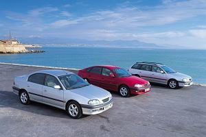 Toyota Avensis I (1997-2003)