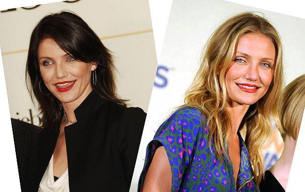 Gwiazdy - wolimy je jako blondynki czy brunetki?