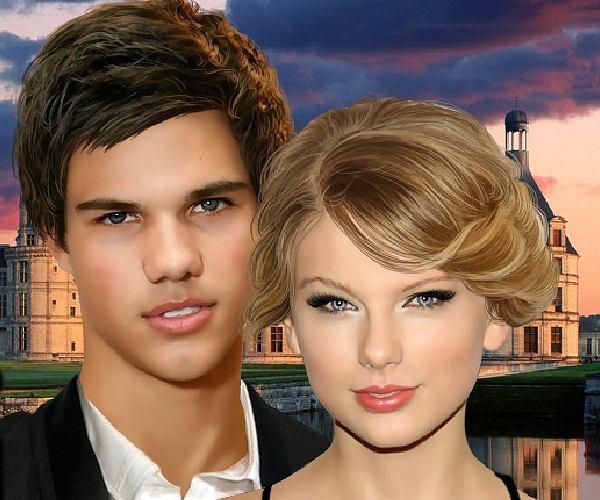 Ubieranka: Taylor Swift i Taylor Lautner