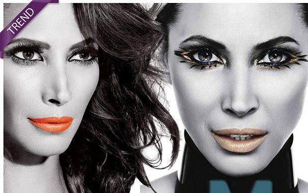 Trendy urodowe według marki Maybelline/ Fashion Week Nowy Jork 2011