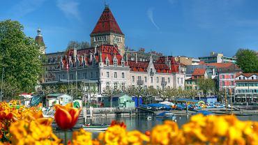 Lozanna, Szwajcaria