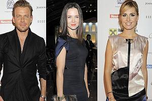 Na pokazie kolekcji marki Vistula jesień-zima 2011 pojawiło się wiele gwiazd, między innymi: Dawid Woliński, Kinga Rusin i Agnieszka Popielewicz