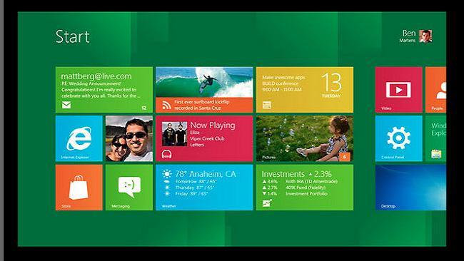 Microsoft odświeża wymagania stawiane tabletom z Windows 8