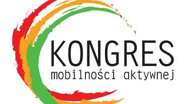 Logo Kongresu Mobilności Aktywnej