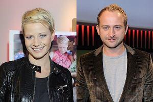 Borys Szyc i Małgorzata Kożuchowska