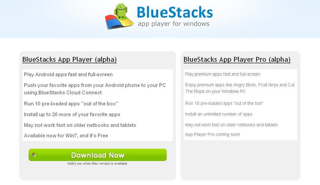 App Player alpha