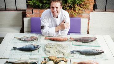 Marcin Wojtczak, szef kuchni restauracji Porto Praga