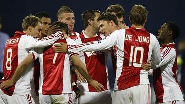 Ajax Amsterdam słynie ze świetnej pracy z piłkarską młodzieżą