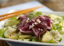 Wietnamska sałatka z wołowiną - ugotuj