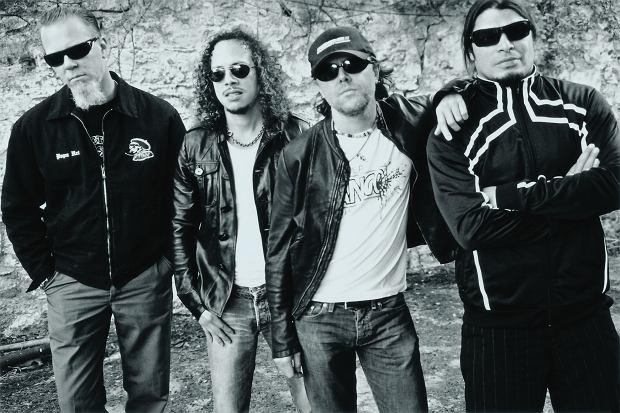 Metallica fot. Universal Music Polska