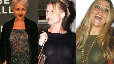 Jaime Winstone, Nicollette Sheridan, Brooke Mueller.