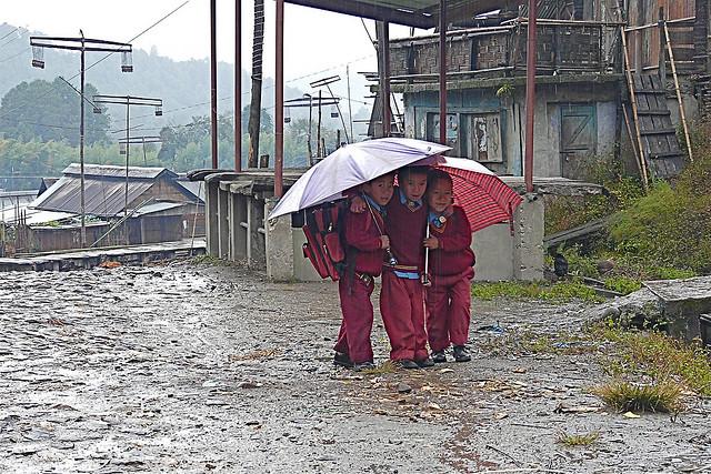 Arunachal Pradesh (Indie) fot. Rita Willaert/CC/Flickr.com