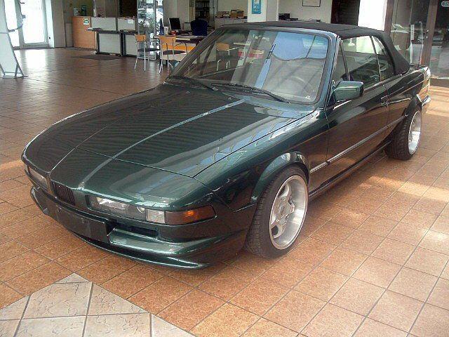 BMW E30 z przodem E31