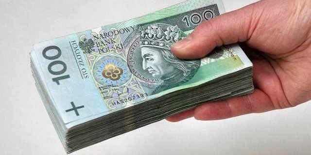 GUS: Przeciętne wynagrodzenie wzrosło do 4 580,2 zł