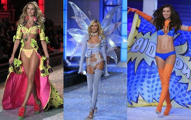 9 listopada w Nowym Jorku odbył się, jak zwykle, kolorowy, niesamowity, pełen ekscytacji pokaz kolekcji Victoria's Secret. Wśród aniołków była nasza modelka, Anja Rubik.