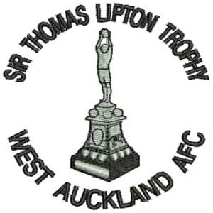 "fc,piłka,futbol, West Auckland Town ,pucha,""ir Thomas Lipton Trophy"