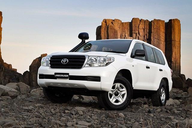 Toyota Land Cruiser V8 GX