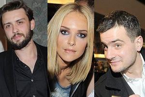 Antek Pawlicki, Magda Mielcarz, Tomek Makowiecki.