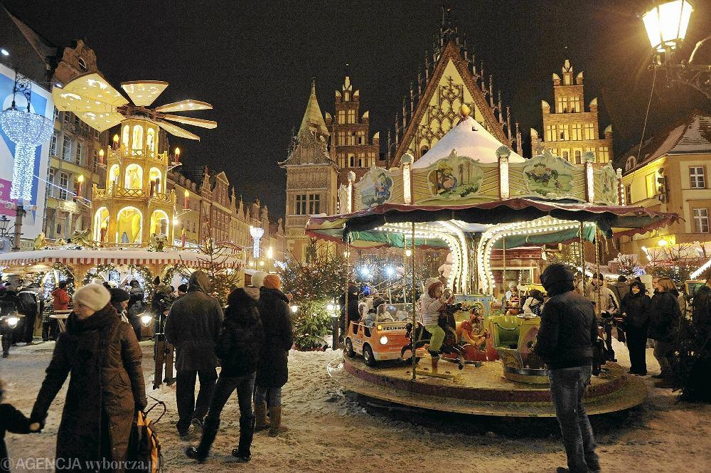 Przed świętami cały Wrocław pachnie miodem, korzeniami i cynamonem