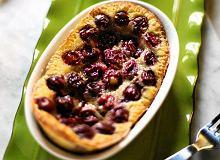 Clafoutis z czereśniami (Clafoutis aux cerises) - ugotuj