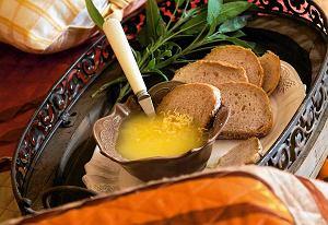 Zupa czosnkowa - L'aigo boulido