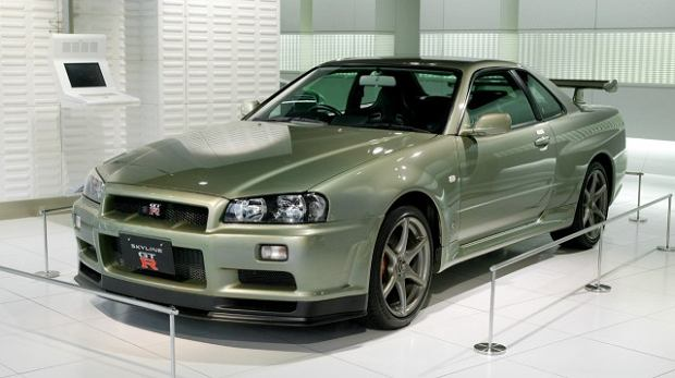 Nismo Nissan Skyline GT-R R34 Z-Tune
