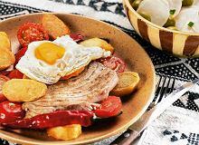 Tuńczyk z jajkiem - ugotuj