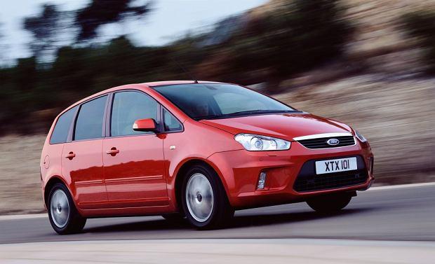 Ford Focus C-Max (2003 - 2010) - opinie Moto.pl