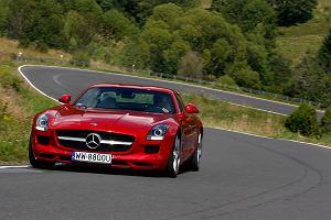 Mercedes SLS AMG | Za kierownicą + Wideo