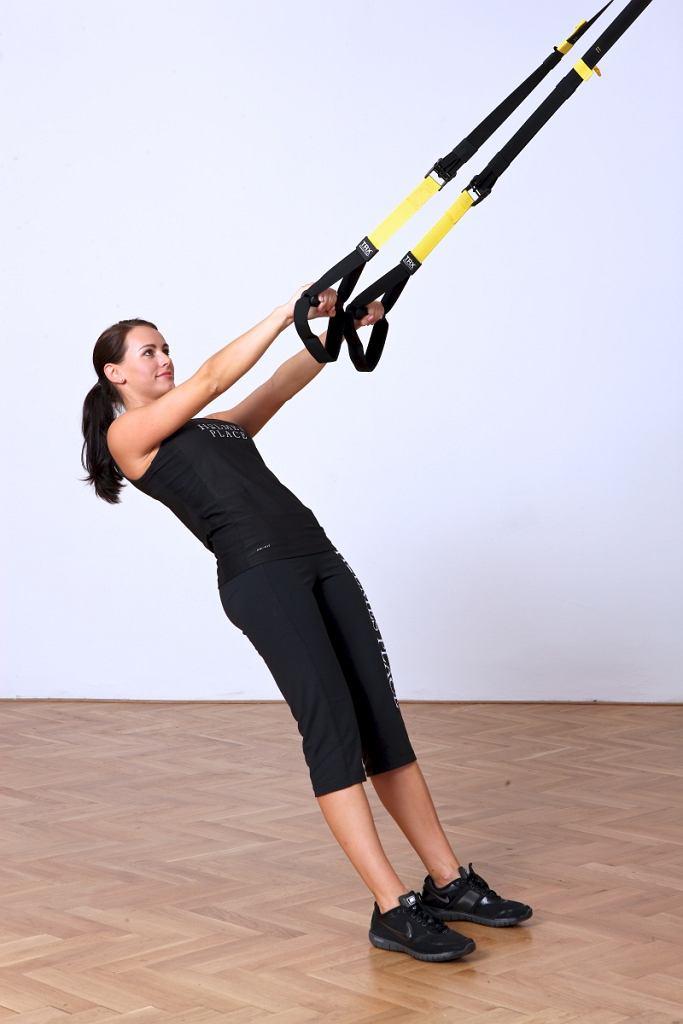 Ćwiczenia na urządzeniu TRX