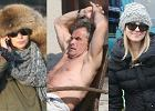 Gwiazdy w obiektywie paparazzi - najlepsze zdjęcia 2011