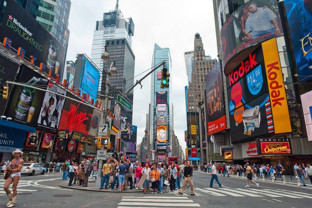 Wielomilionowy Nowy Jork ma problem z nierównościami - czynsze są niebotycznie wysokie, płace maleńkie