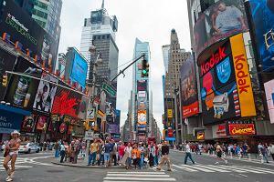 Nowy Jork odwiedziła w 2011 roku rekordowa liczba turystów: 50 mln