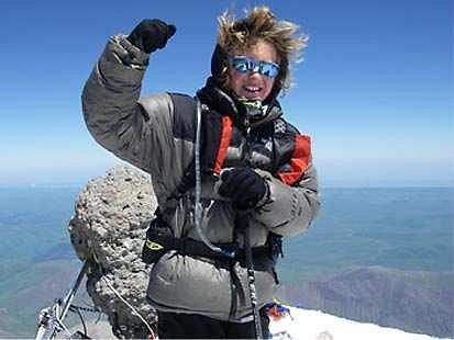 Zdjęcie numer 3 w galerii - 15-letni Jordan Romero najmłodszym zdobywcą Korony Ziemi