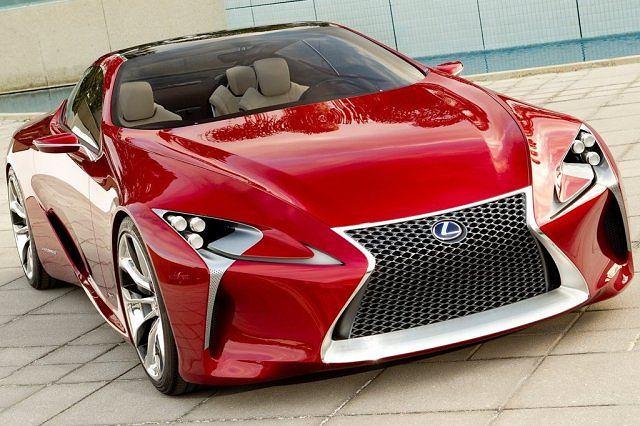 Lexus LF-LC Concept