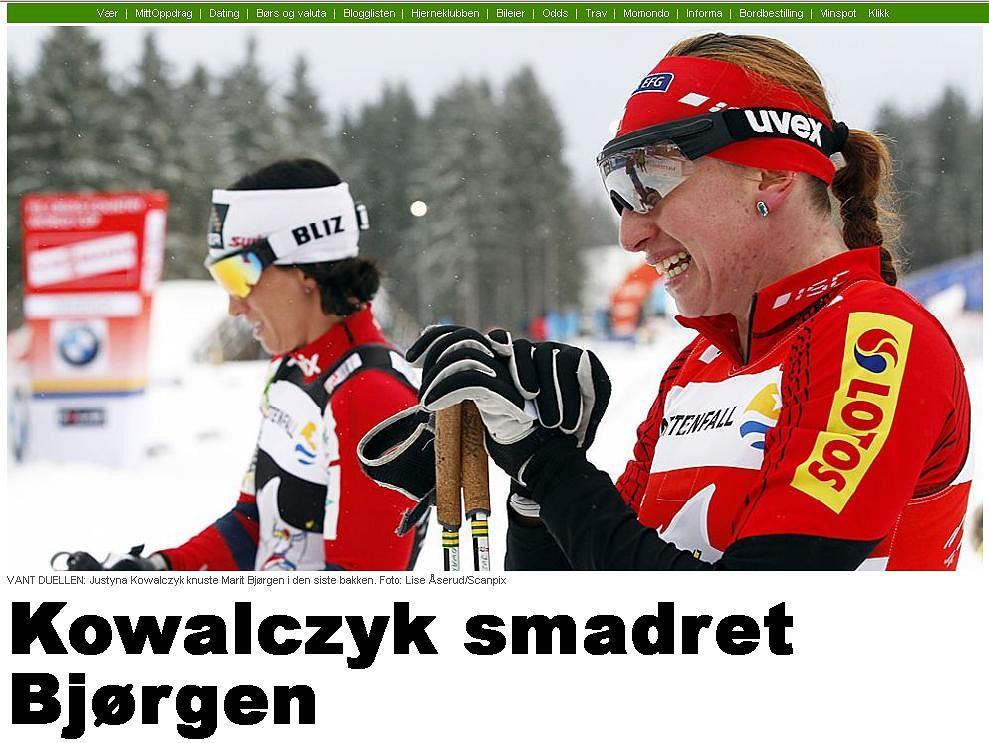 Zdjęcie z gazety Nettavisen