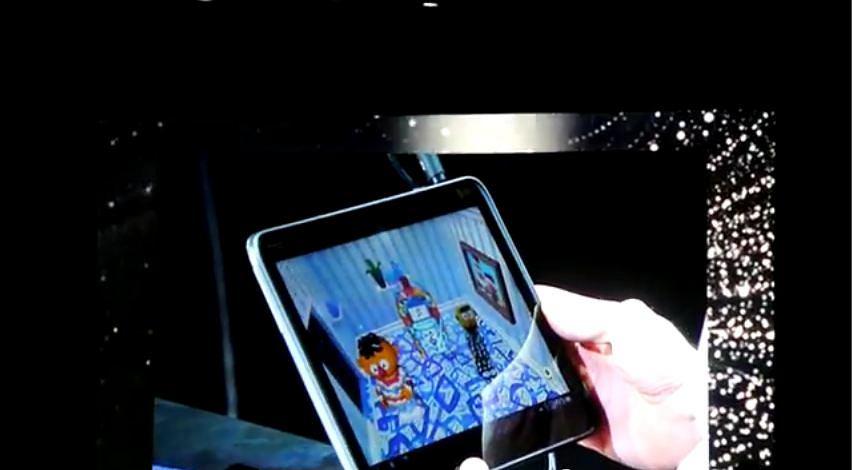 Prezentacja tabletu z procesorem Snapdragon 4