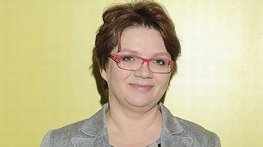 Dorota Zawadzka.
