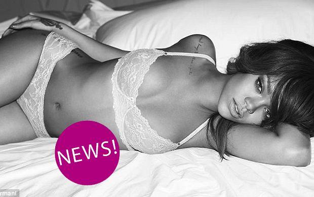 Rihanna w kampanii domu mody Armani