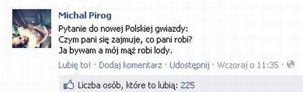 Michał Piróg, Marta Grycan