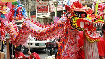 Chiny. Chiński Nowy Rok