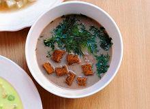 Zupa z wątroby - ugotuj