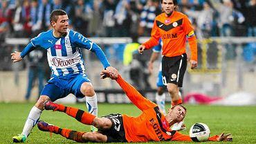 Grudzień 2012 roku: Ostatni oficjalny występ Jakuba Wilka w Lechu Poznań. Bilans siedmiu sezonów spędzonych w Kolejorzu to 143 mecze ligowe i 16 bramek