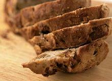 Chleb figowy z orzechami - ugotuj