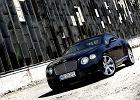 Bentley Continental GT - test | Za kierownicą
