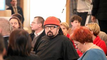 Na debatę o ACTA przyszedł m.in. Zbigniew Hołdys