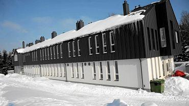 Ośrodek biathlonowy na Jamrozowej Polanie