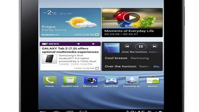 Samsung ogłasza Galaxy Tab 2
