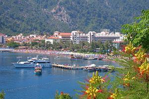 Rodos wakacje - rejs do Marmaris
